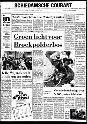 Rotterdamsch Nieuwsblad / Schiedamsche Courant / Rotterdams Dagblad / Waterweg / Algemeen Dagblad 1980-06-09