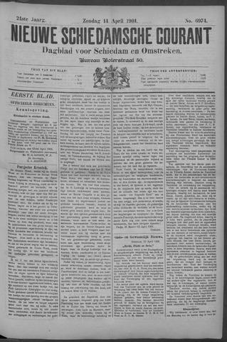 Nieuwe Schiedamsche Courant 1901-04-14