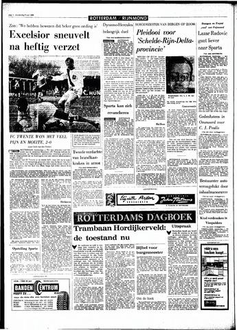 Rotterdamsch Parool / De Schiedammer 1968-05-09