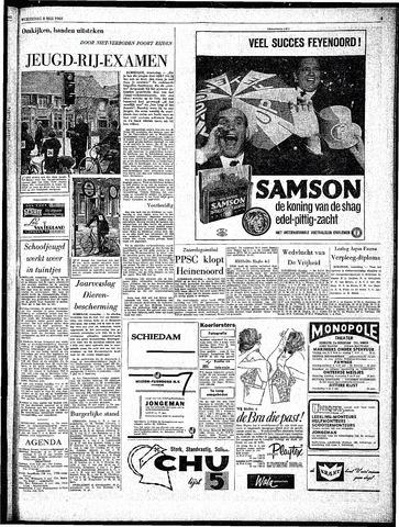 Rotterdamsch Parool / De Schiedammer 1963-05-08