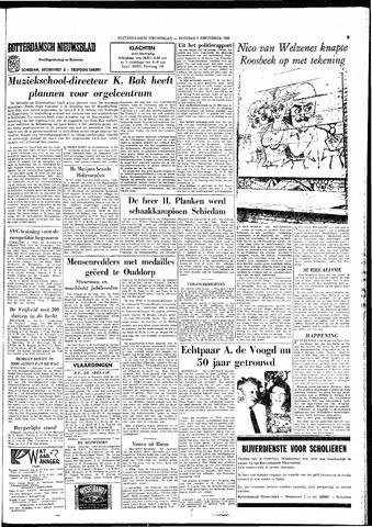 Rotterdamsch Nieuwsblad / Schiedamsche Courant / Rotterdams Dagblad / Waterweg / Algemeen Dagblad 1965-09-07