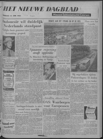 Nieuwe Schiedamsche Courant 1962-06-12