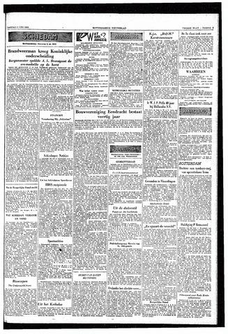Rotterdamsch Nieuwsblad / Schiedamsche Courant / Rotterdams Dagblad / Waterweg / Algemeen Dagblad 1953-06-02