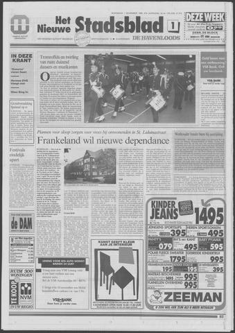 Het Nieuwe Stadsblad 1995-11-01