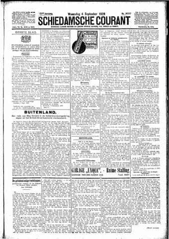 Schiedamsche Courant 1929-09-04