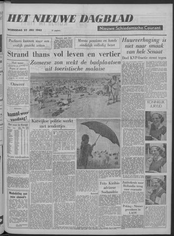 Nieuwe Schiedamsche Courant 1962-07-25