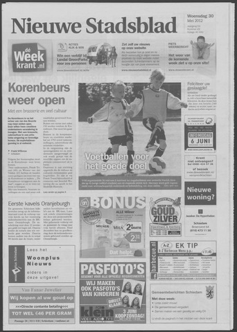 Het Nieuwe Stadsblad 2012-05-30