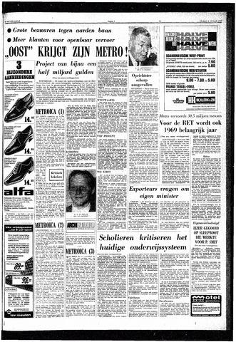 Trouw / De Rotterdammer 1969-01-03