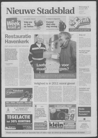 Het Nieuwe Stadsblad 2011