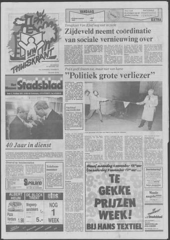 Het Nieuwe Stadsblad 1991-10-30
