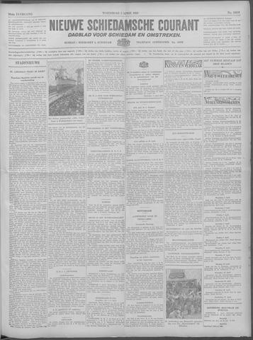 Nieuwe Schiedamsche Courant 1933-04-05