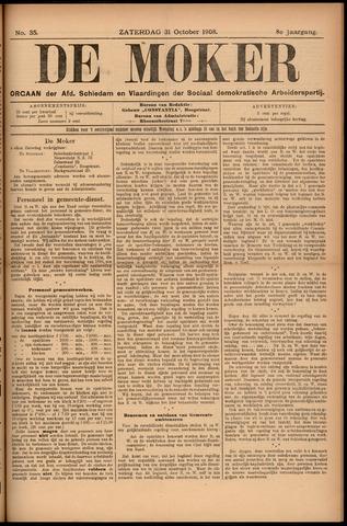 De Moker 1908-10-31