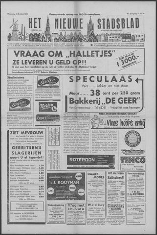 Het Nieuwe Stadsblad 1956-10-24