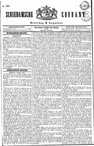 Schiedamsche Courant 1851-08-02