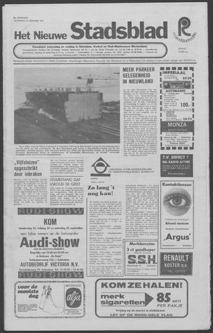 Het Nieuwe Stadsblad 1971-09-15