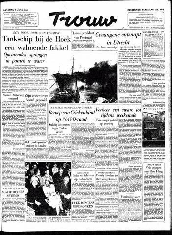 Trouw / De Rotterdammer 1958-06-09