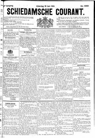 Schiedamsche Courant 1910-06-18