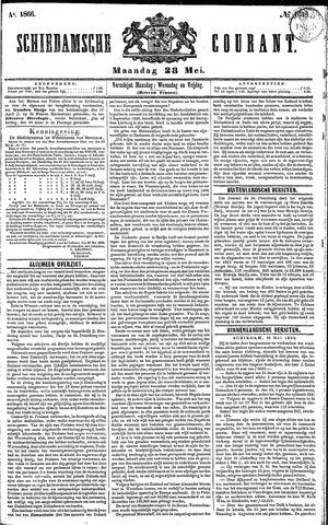 Schiedamsche Courant 1866-05-28