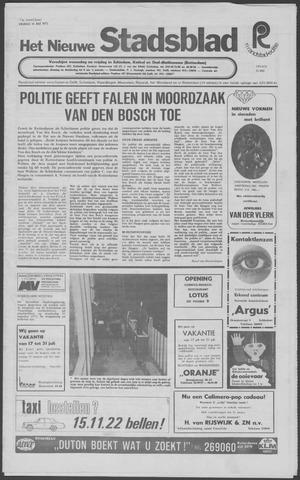 Het Nieuwe Stadsblad 1972-07-14