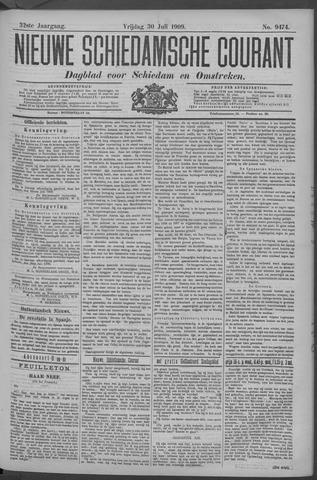 Nieuwe Schiedamsche Courant 1909-07-30