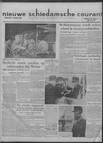 Nieuwe Schiedamsche Courant 1958-10-02