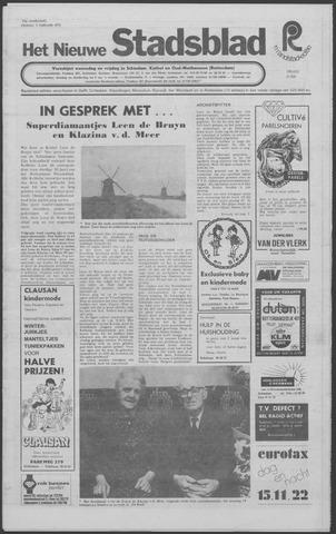 Het Nieuwe Stadsblad 1972-02-11