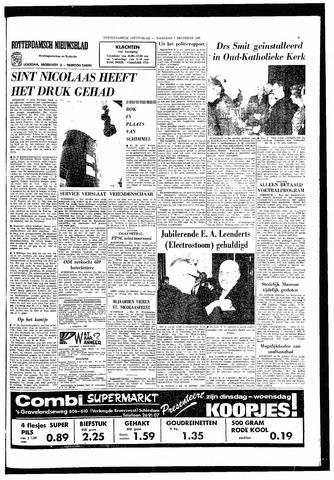 Rotterdamsch Nieuwsblad / Schiedamsche Courant / Rotterdams Dagblad / Waterweg / Algemeen Dagblad 1966-12-05