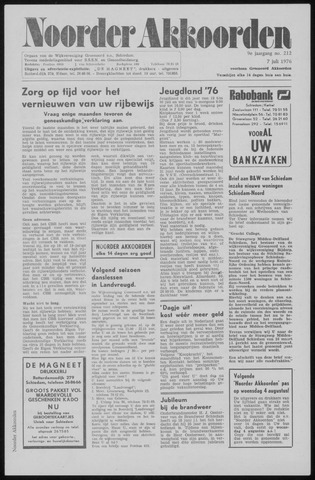 Noorder Akkoorden 1976-07-07