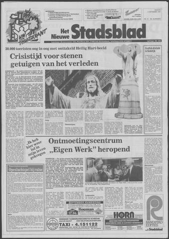 Het Nieuwe Stadsblad 1987-09-04