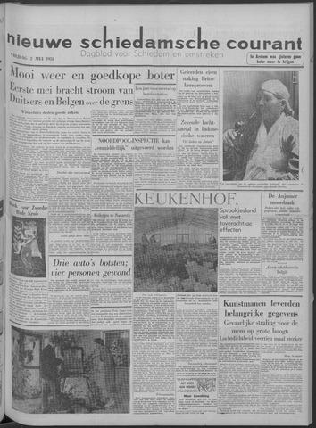 Nieuwe Schiedamsche Courant 1958-05-02