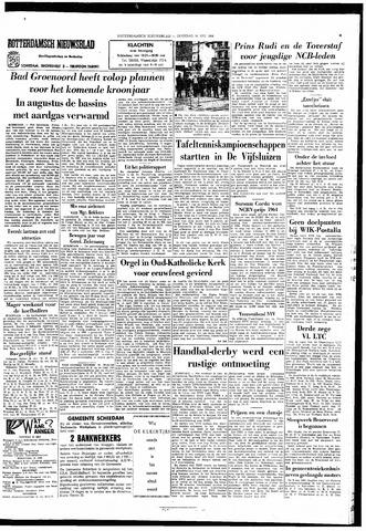 Rotterdamsch Nieuwsblad / Schiedamsche Courant / Rotterdams Dagblad / Waterweg / Algemeen Dagblad 1966-05-10