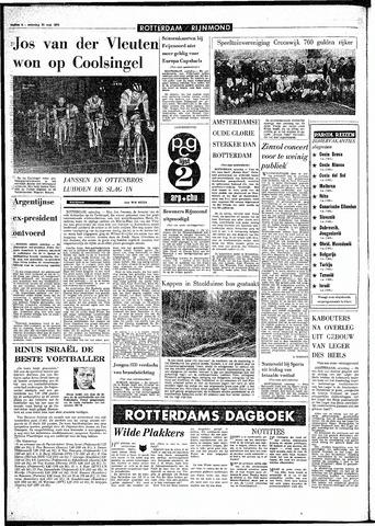 Rotterdamsch Parool / De Schiedammer 1970-05-30