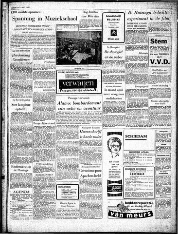 Rotterdamsch Parool / De Schiedammer 1963-05-04