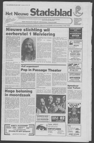 Het Nieuwe Stadsblad 1980-04-25