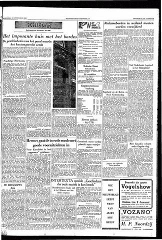 Rotterdamsch Nieuwsblad / Schiedamsche Courant / Rotterdams Dagblad / Waterweg / Algemeen Dagblad 1953-12-30