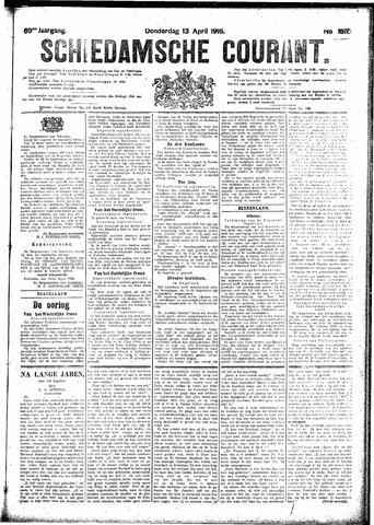 Schiedamsche Courant 1916-04-13