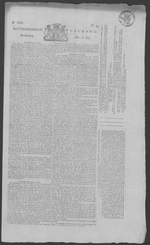 Rotterdamse Courant 1826-05-18