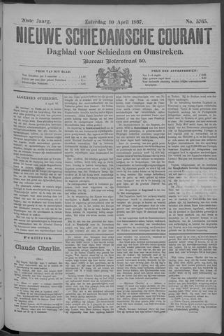 Nieuwe Schiedamsche Courant 1897-04-10