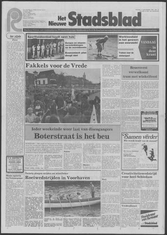 Het Nieuwe Stadsblad 1982-09-17