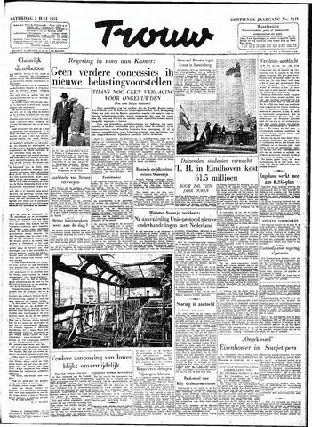 Trouw / De Rotterdammer 1955-07-02