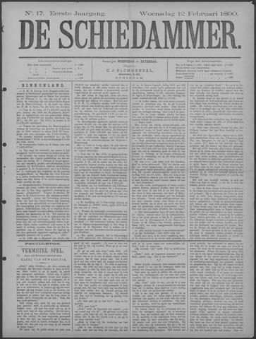 De Schiedammer 1890-02-12