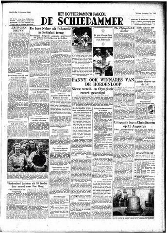 Rotterdamsch Parool / De Schiedammer 1948-08-05