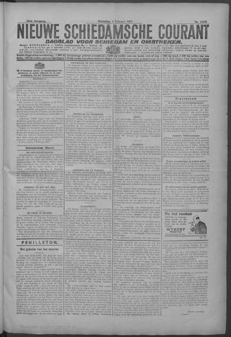 Nieuwe Schiedamsche Courant 1925-02-04