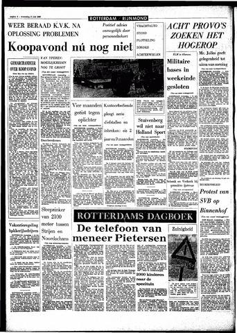 Rotterdamsch Parool / De Schiedammer 1966-07-06