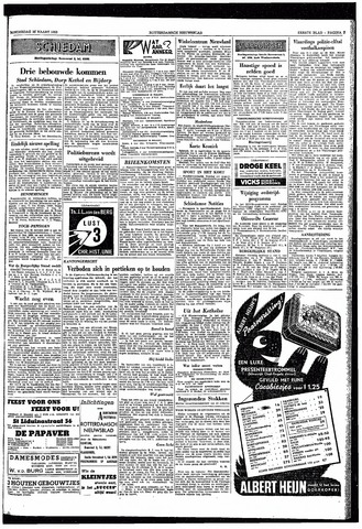 Rotterdamsch Nieuwsblad / Schiedamsche Courant / Rotterdams Dagblad / Waterweg / Algemeen Dagblad 1953-03-26