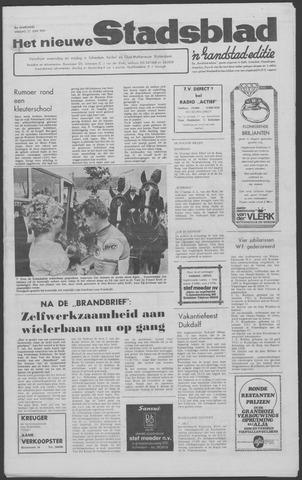 Het Nieuwe Stadsblad 1969-06-27