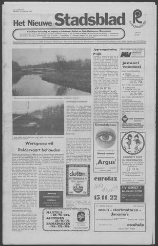 Het Nieuwe Stadsblad 1972-01-14