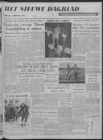 Nieuwe Schiedamsche Courant 1962-02-02