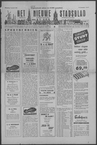 Het Nieuwe Stadsblad 1959