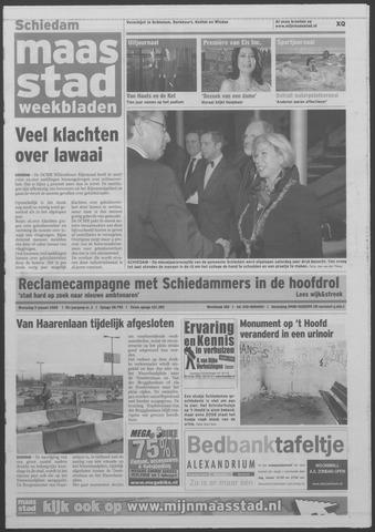 Maaspost / Maasstad / Maasstad Pers 2008-01-09